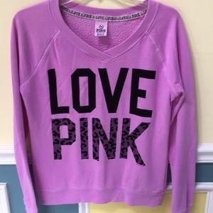 👚Rare PINK sweatshirt